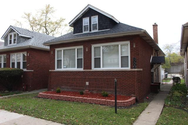 8004 S Woodlawn Avenue, Chicago, IL 60619 (MLS #09894383) :: Domain Realty