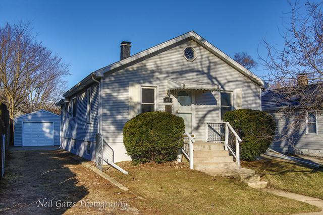227 Independence Avenue, Joliet, IL 60433 (MLS #09894436) :: Domain Realty