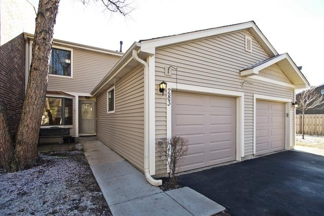 283 E Forest Knoll Drive, Palatine, IL 60074 (MLS #09894448) :: The Jacobs Group
