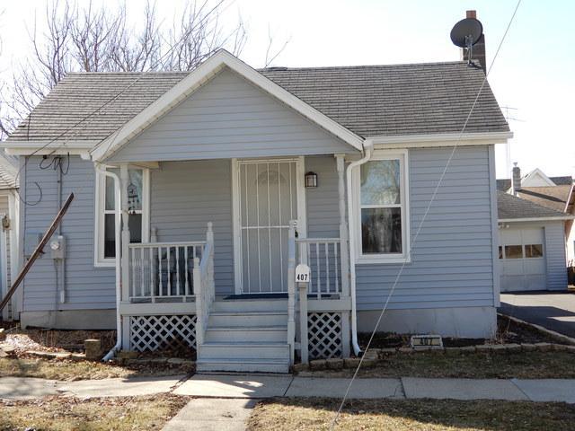 407 E 2nd Street, Belvidere, IL 61008 (MLS #09894457) :: Key Realty
