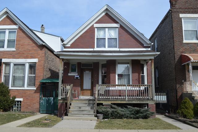 4421 S Campbell Avenue, Chicago, IL 60632 (MLS #09894491) :: Domain Realty