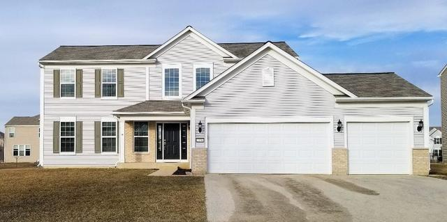 2376 Lavender Way, Yorkville, IL 60560 (MLS #09894564) :: The Jacobs Group