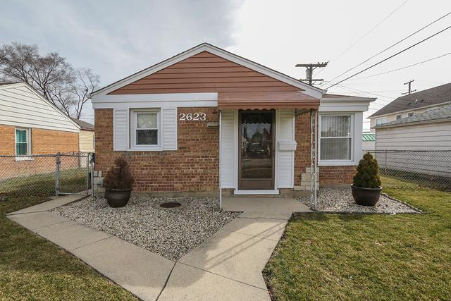 2623 Leona Street, Franklin Park, IL 60131 (MLS #09894566) :: The Jacobs Group