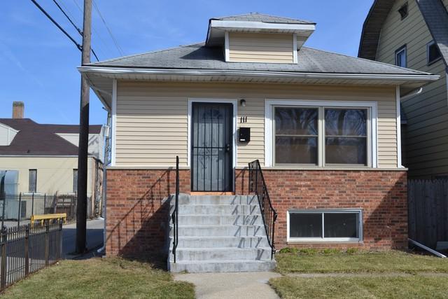 111 S 20th Avenue, Maywood, IL 60153 (MLS #09894584) :: Domain Realty