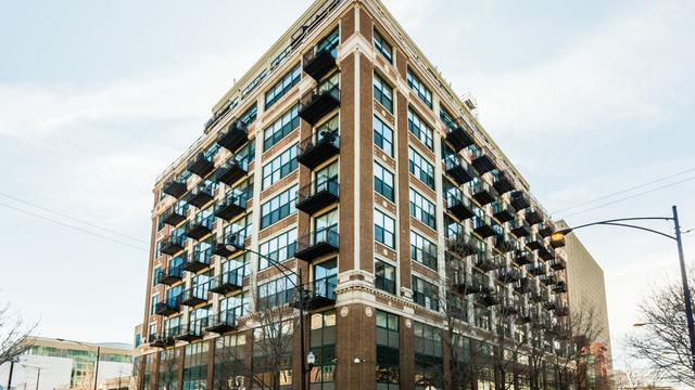 221 E Cullerton Street #815, Chicago, IL 60616 (MLS #09894608) :: Key Realty
