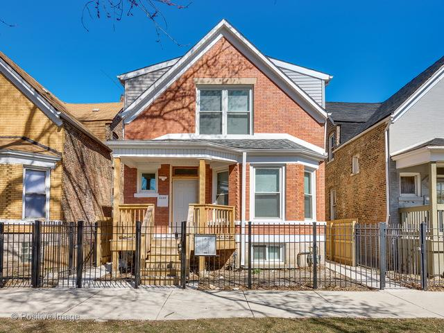 4440 W Maypole Avenue, Chicago, IL 60624 (MLS #09894879) :: Property Consultants Realty
