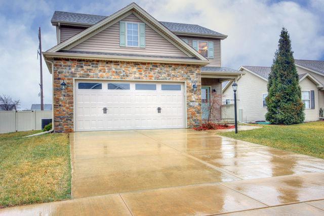 401 Trefoil, Savoy, IL 61874 (MLS #09895172) :: Ryan Dallas Real Estate