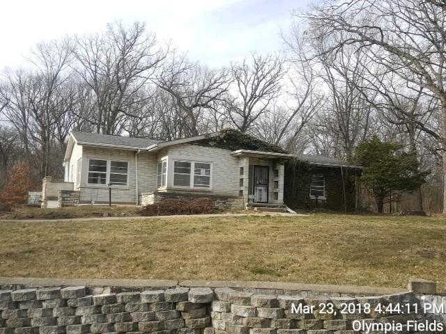 20540 Kedzie Avenue, Olympia Fields, IL 60461 (MLS #09895733) :: The Jacobs Group