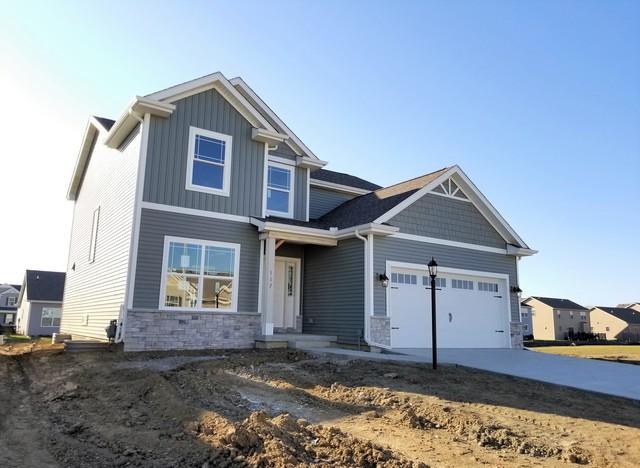 111 Gailardio Street, Savoy, IL 61874 (MLS #09895999) :: Ryan Dallas Real Estate