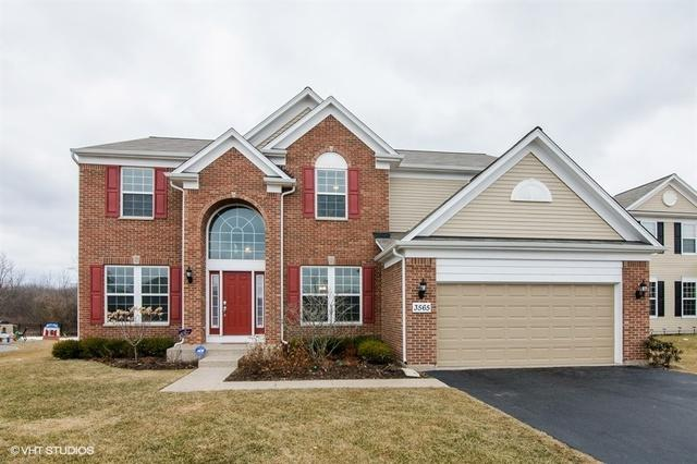 3565 Edgewood Court, Carpentersville, IL 60110 (MLS #09898584) :: The Jacobs Group