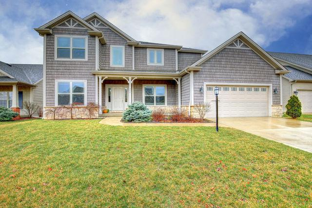 305 Preston Street, Savoy, IL 61874 (MLS #09900059) :: Ryan Dallas Real Estate