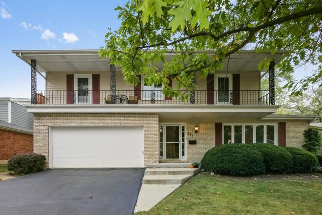 293 Columbine Drive, Clarendon Hills, IL 60514 (MLS #09900594) :: The Jacobs Group