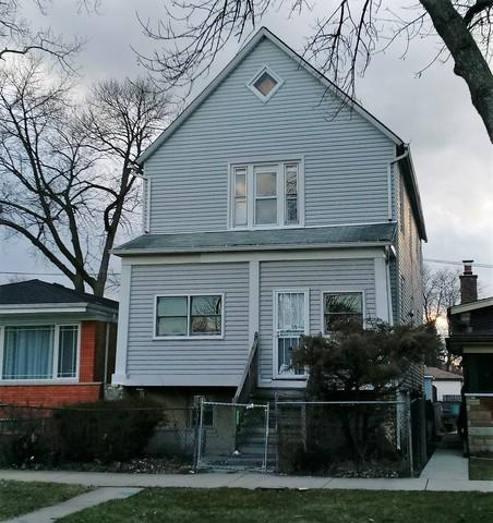 9354 S Lowe Avenue, Chicago, IL 60620 (MLS #09900728) :: Property Consultants Realty