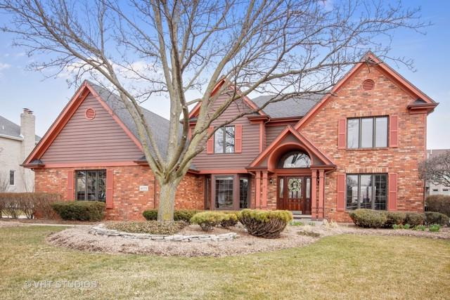 14055 Marilyn Terrace, Orland Park, IL 60467 (MLS #09900990) :: The Jacobs Group