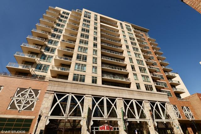 230 W Division Street #1507, Chicago, IL 60610 (MLS #09901298) :: Domain Realty