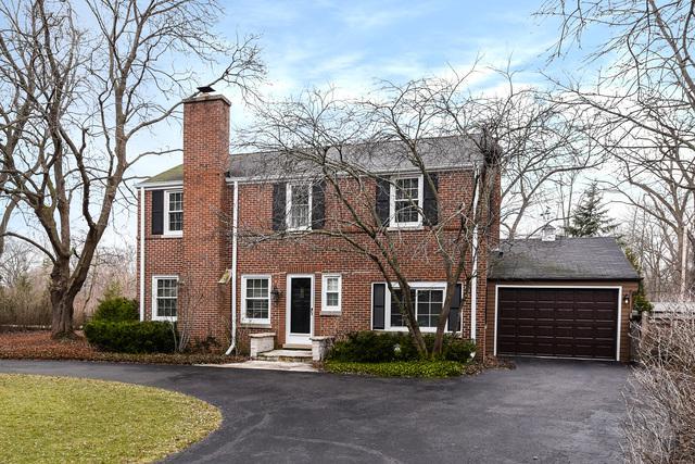 530 Woodland Lane S, Northfield, IL 60093 (MLS #09902155) :: Helen Oliveri Real Estate
