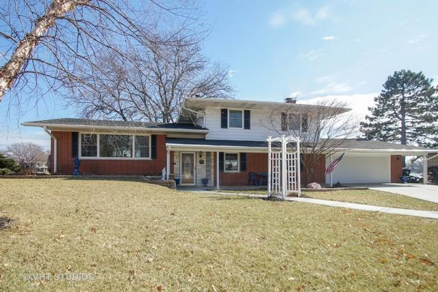 2705 Elayne Court W, Arlington Heights, IL 60005 (MLS #09902168) :: Lewke Partners