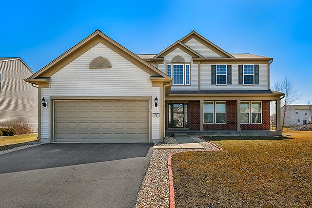 1584 Coral Drive, Yorkville, IL 60560 (MLS #09902205) :: The Jacobs Group
