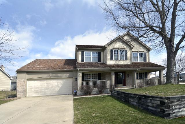 214 Avondale Drive, Palatine, IL 60067 (MLS #09902229) :: The Jacobs Group