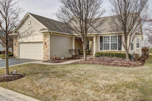 656 Bridgeman Lane, Romeoville, IL 60446 (MLS #09902289) :: Lewke Partners