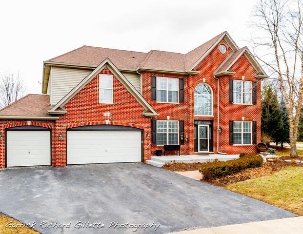 101 Pineridge Drive S, Oswego, IL 60543 (MLS #09902463) :: The Jacobs Group