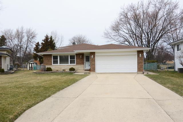 816 Forest Court, Bartlett, IL 60103 (MLS #09902494) :: The Jacobs Group