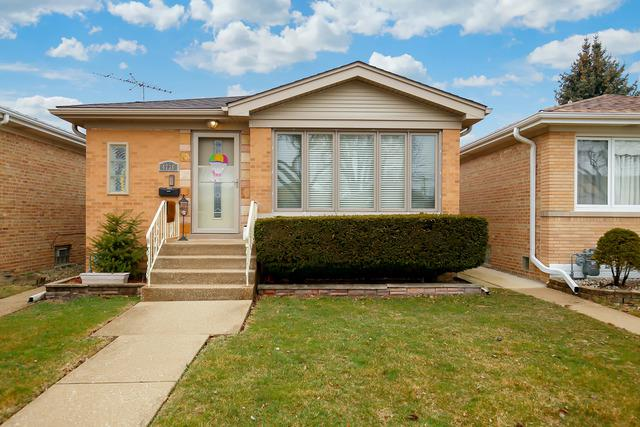 4736 N Odell Avenue, Harwood Heights, IL 60706 (MLS #09902798) :: The Jacobs Group