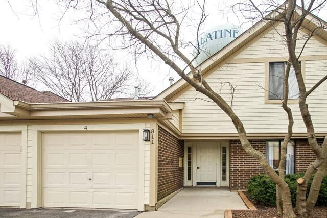 811 E Castle Court #3, Palatine, IL 60074 (MLS #09903009) :: MKT Properties | Keller Williams