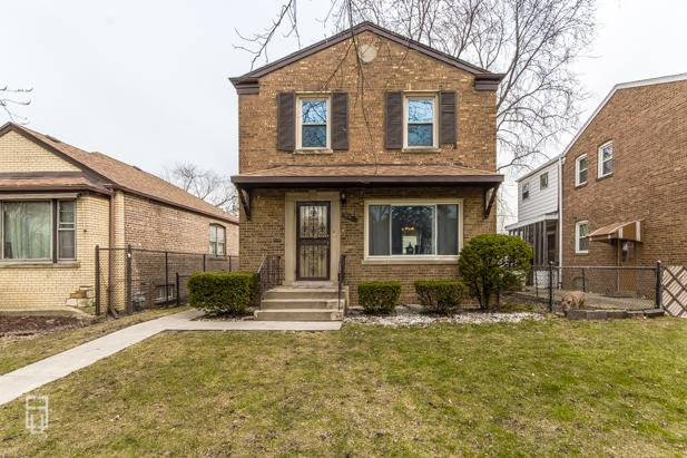 14321 S Stewart Avenue, Riverdale, IL 60827 (MLS #09903114) :: The Jacobs Group