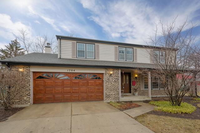 1704 E Flentie Lane, Arlington Heights, IL 60004 (MLS #09904012) :: Lewke Partners