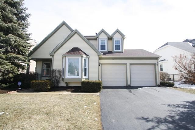 551 Newberry Drive, Elk Grove Village, IL 60007 (MLS #09904349) :: Lewke Partners
