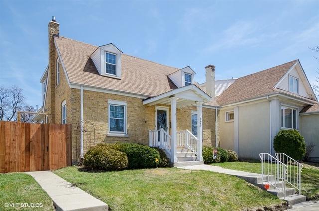 5647 N Ozark Avenue, Chicago, IL 60631 (MLS #09905049) :: Helen Oliveri Real Estate