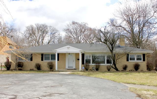 719 Braemar Road, Flossmoor, IL 60422 (MLS #09905318) :: The Jacobs Group
