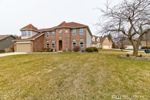 693 Chippewa Drive, Naperville, IL 60563 (MLS #09905379) :: The Dena Furlow Team - Keller Williams Realty