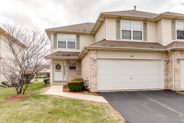 4730 Baccarrat Court #1, Joliet, IL 60431 (MLS #09906827) :: The Wexler Group at Keller Williams Preferred Realty