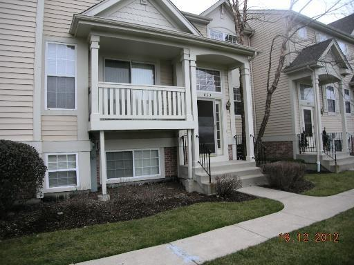 853 Essex Circle #853, Grayslake, IL 60030 (MLS #09907665) :: The Jacobs Group