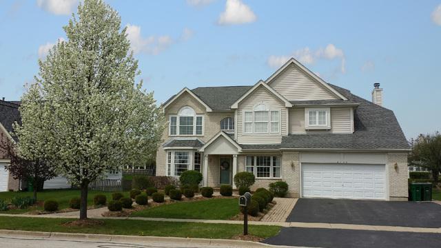6100 Oakmont Lane, Gurnee, IL 60031 (MLS #09908132) :: Lewke Partners