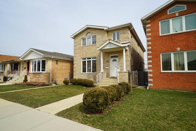 4523 N Newland Avenue, Harwood Heights, IL 60706 (MLS #09908348) :: The Jacobs Group