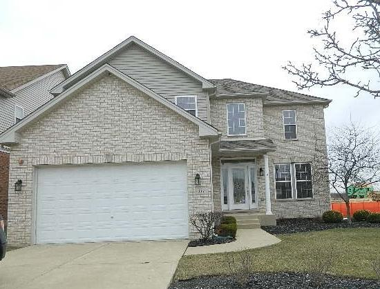 117 Bowman Street, Matteson, IL 60443 (MLS #09908349) :: The Jacobs Group