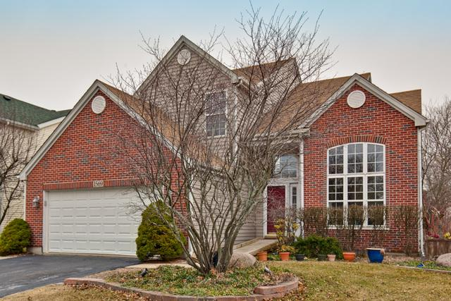 1569 Autumncrest Drive, Crystal Lake, IL 60014 (MLS #09908520) :: The Jacobs Group