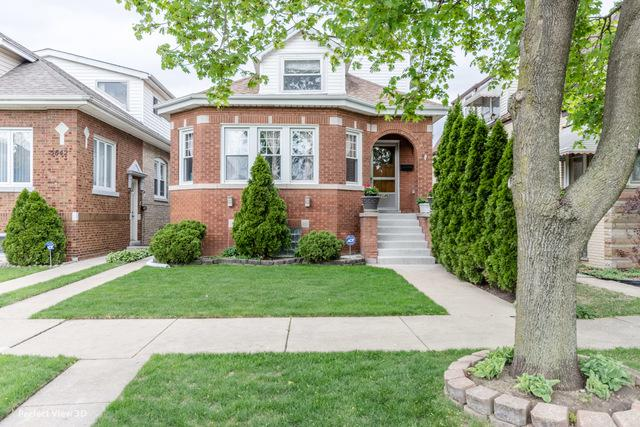 5646 N Major Avenue, Chicago, IL 60646 (MLS #09908533) :: The Jacobs Group