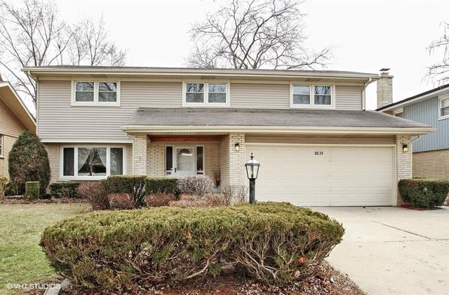 8639 W Normal Avenue, Niles, IL 60714 (MLS #09908624) :: The Jacobs Group