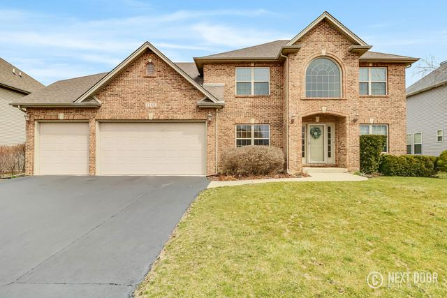 1161 Heartland Drive, Yorkville, IL 60560 (MLS #09908741) :: The Jacobs Group
