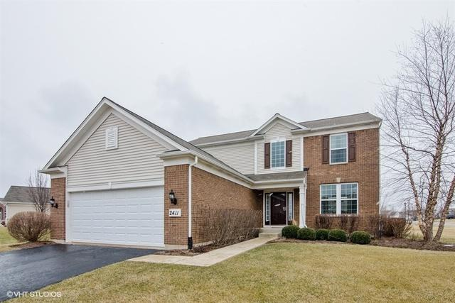 2411 Woodside Drive, Carpentersville, IL 60110 (MLS #09908749) :: The Jacobs Group