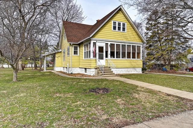 105 S Peck Street, Gardner, IL 60424 (MLS #09908831) :: The Jacobs Group