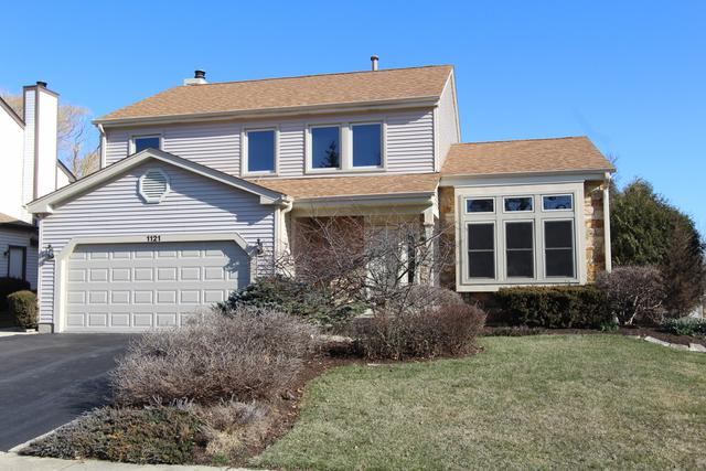 1121 Stanton Road, Lake Zurich, IL 60047 (MLS #09908930) :: The Jacobs Group