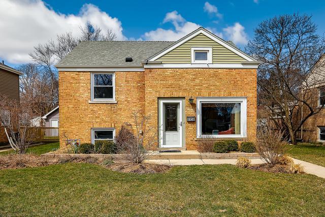 8936 Marmora Avenue, Morton Grove, IL 60053 (MLS #09909124) :: Helen Oliveri Real Estate