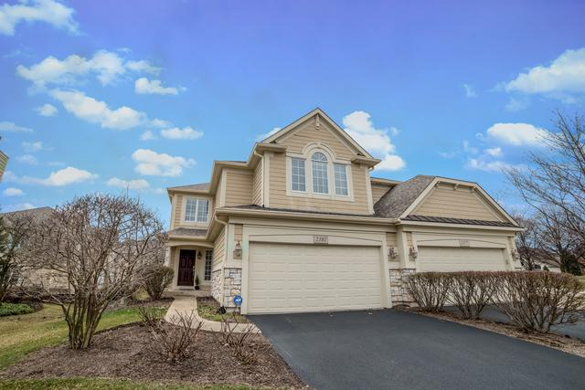 2381 Greenbrook Drive, Aurora, IL 60502 (MLS #09909135) :: The Jacobs Group