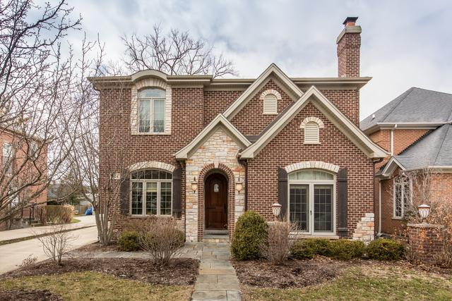 424 Leonard Street, Park Ridge, IL 60068 (MLS #09909640) :: The Jacobs Group