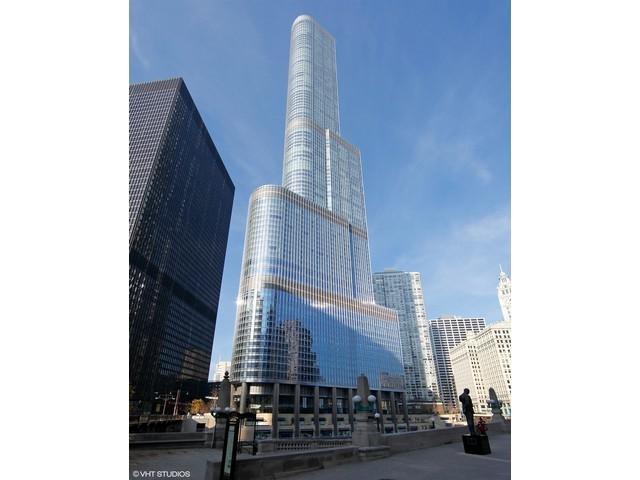 401 N Wabash Avenue 47H, Chicago, IL 60611 (MLS #09909845) :: The Dena Furlow Team - Keller Williams Realty
